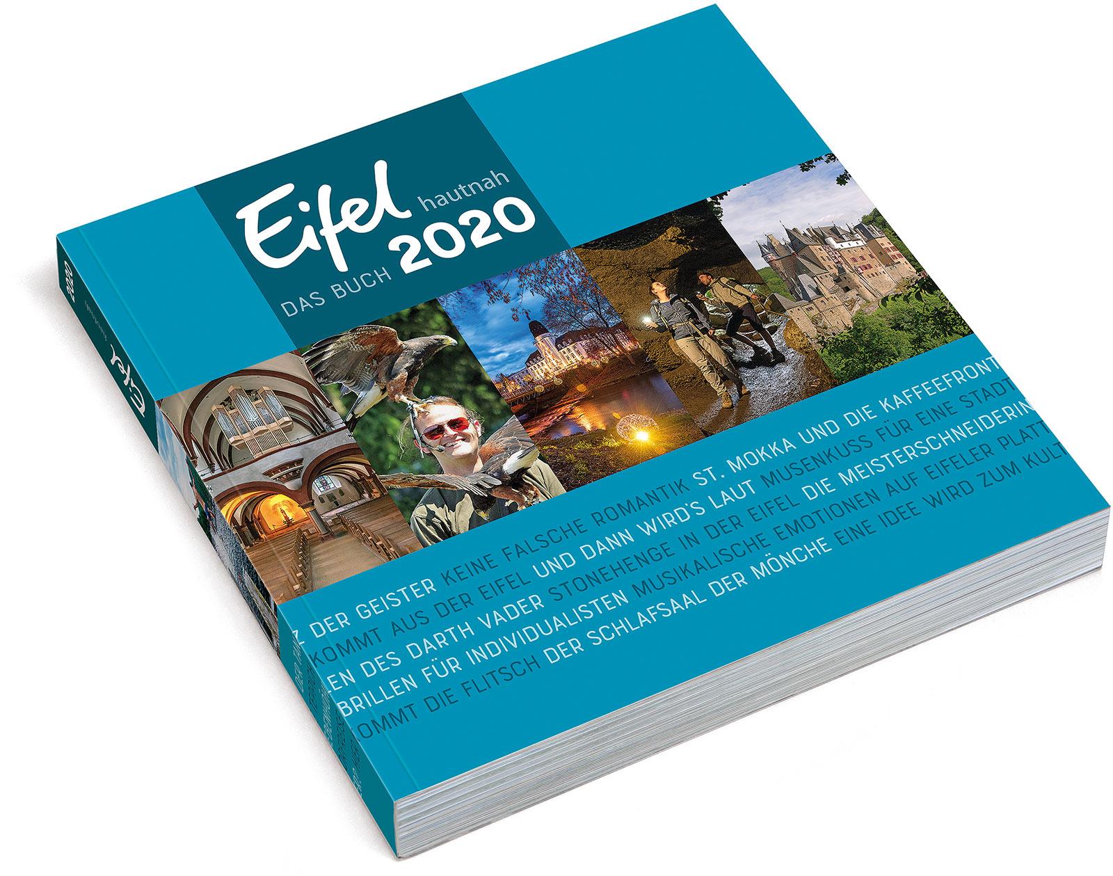 Eifel hautnah Das Buch 2020 online